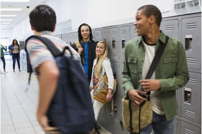 High school students tend to grow more motivated over time