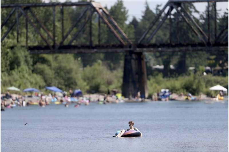Historic heat wave blasts Northwest as wildfire risks soar