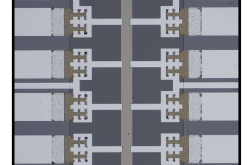 Home-grown semiconductors for faster, smaller electronics