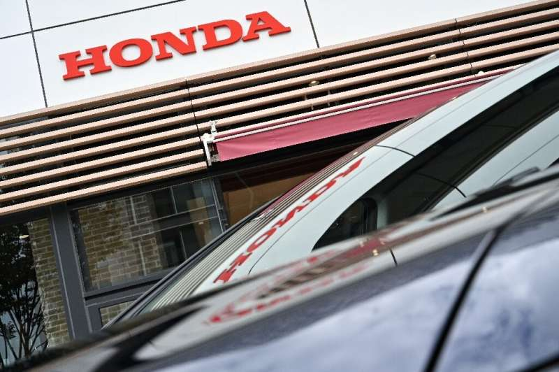 Honda launched sales of the world's most advanced self-driving car to date in Japan on Friday