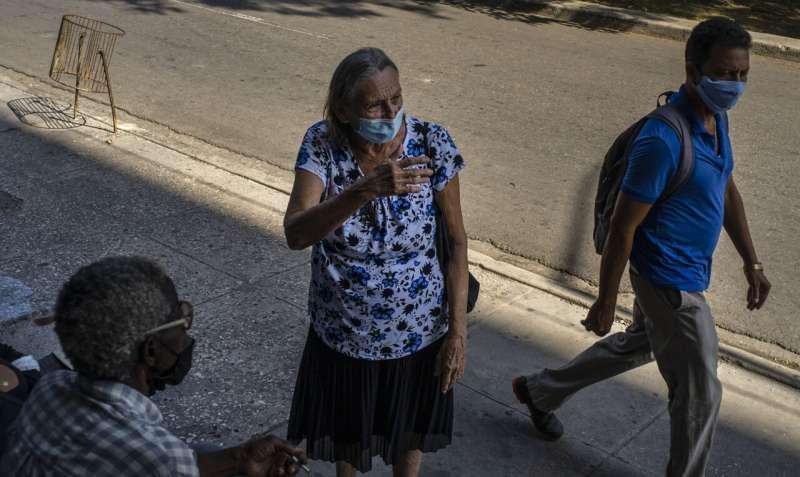 Hotels become hospitals as Cuba battles soaring COVID cases