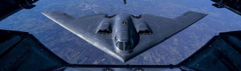 How a tougher skin could change the shape of stealth aircraft