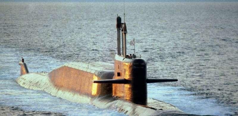 How do nuclear-powered submarines work? A nuclear scientist explains