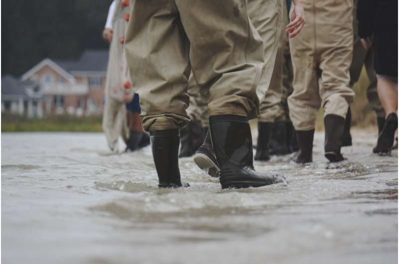How flood protection can paradoxically put people at risk