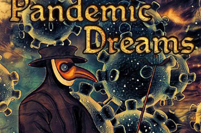 How our dreams have adjusted to the pandemic