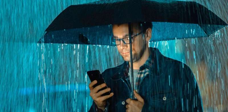 How rain, wind, heat and other heavy weather can affect your internet connection