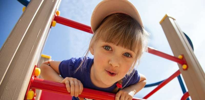 How to use a trip to the playground to help your children strengthen their memory