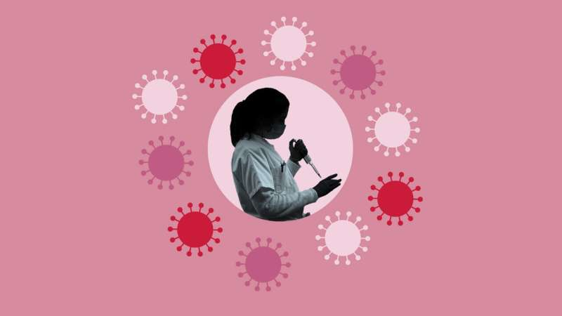 How are experts tracking variants of the coronavirus?