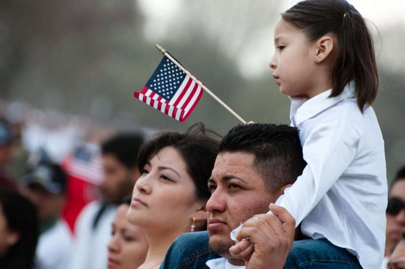 How immigration policies can harm health: Study sheds light on 'public charge' rule