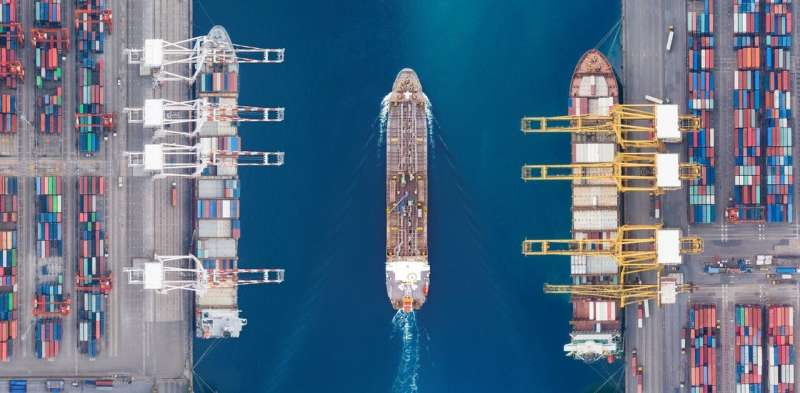How shipping ports can become more sustainable