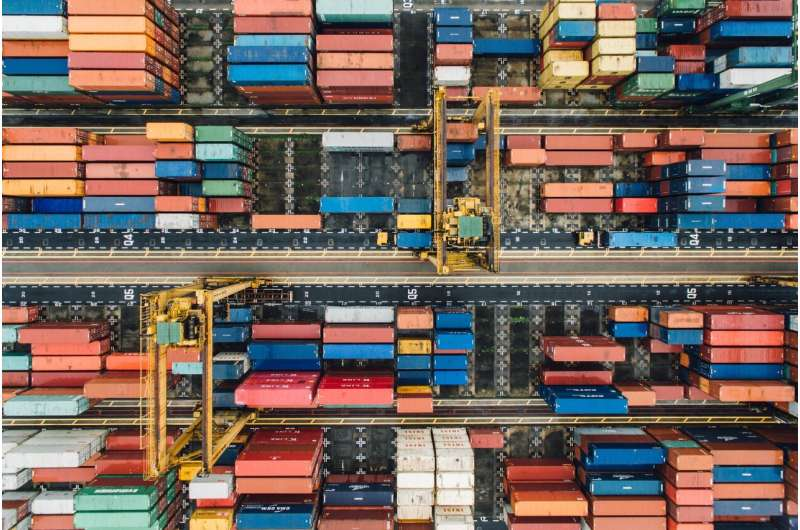 How the 'physical internet' could revolutionise the way goods are moved