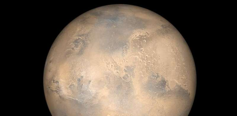 How to spot Mars: See the red planet in the sky the day NASA's Perseverance rover lands
