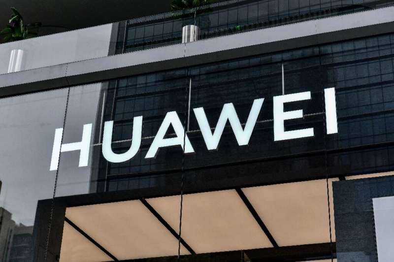 Huawei is at the centre of an intense US-China trade and tech rivalry