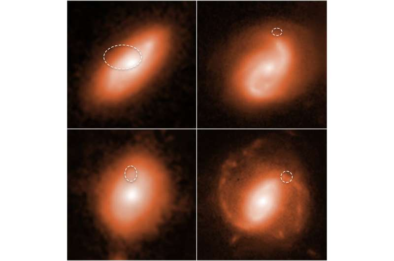 Hubble tracks down fast radio bursts to galaxies' spiral arms