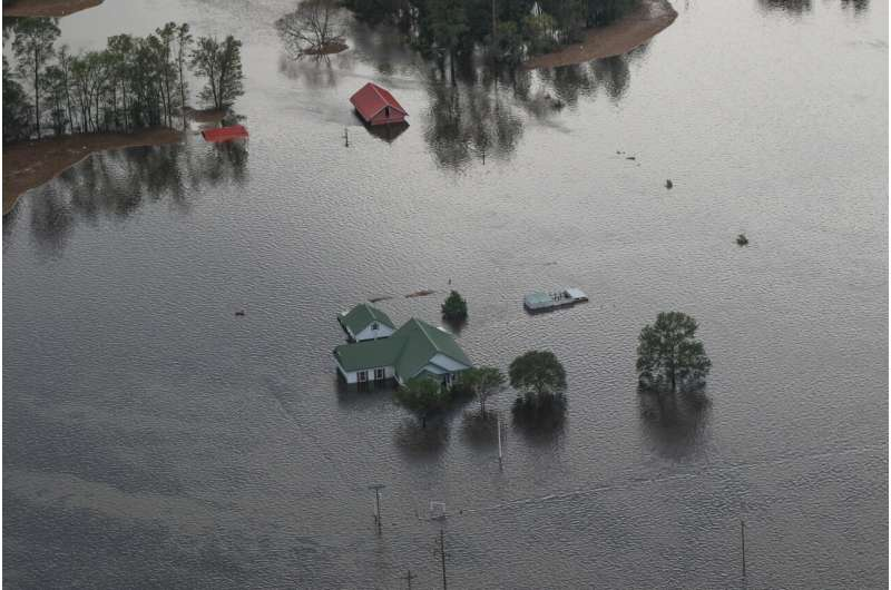 Human, swine waste pose dual threats to water quality after flooding