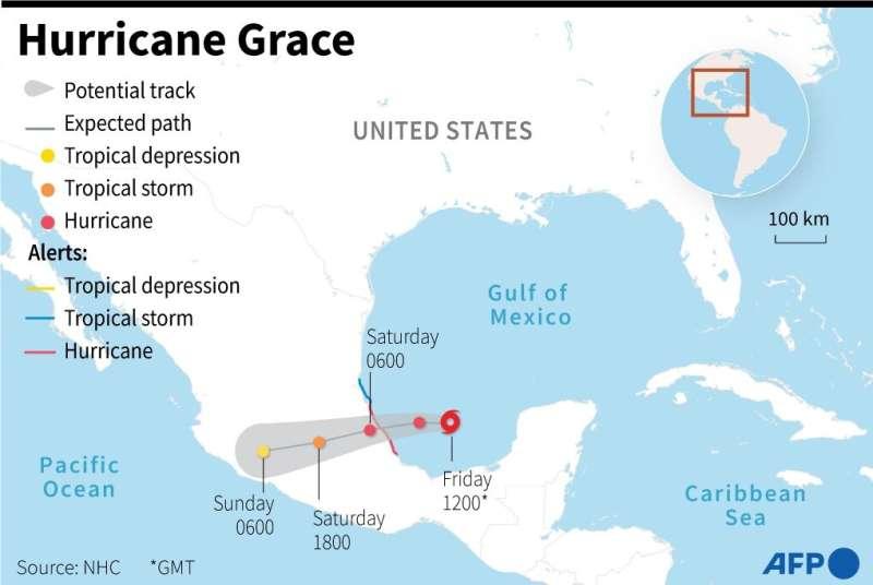 Hurricane Grace