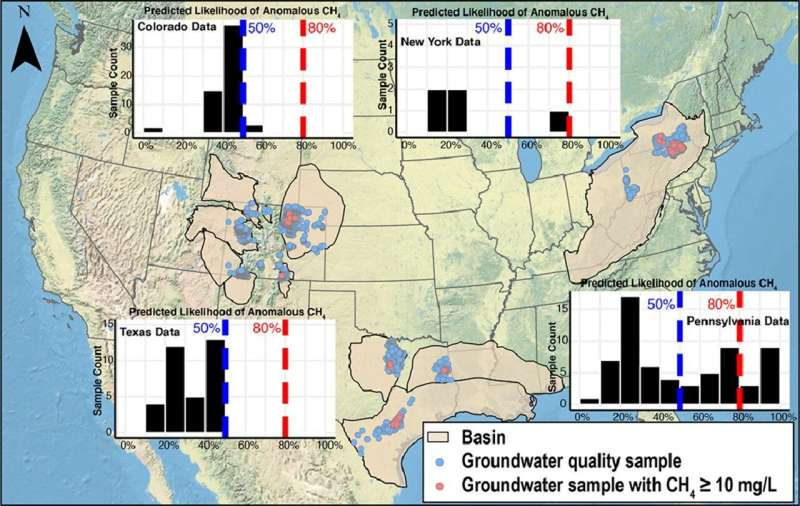 Hydrofracking environmental problems not that different from conventional drilling