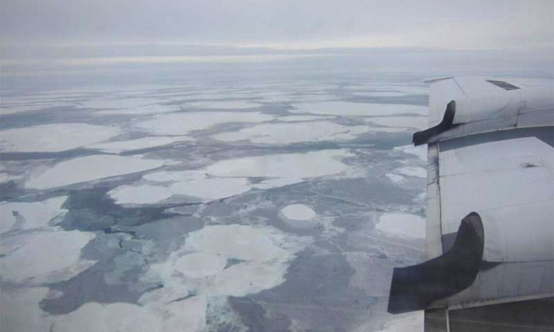 """Ice arches holding Arctic's """"last ice area"""" in place are at risk, researcher says"""