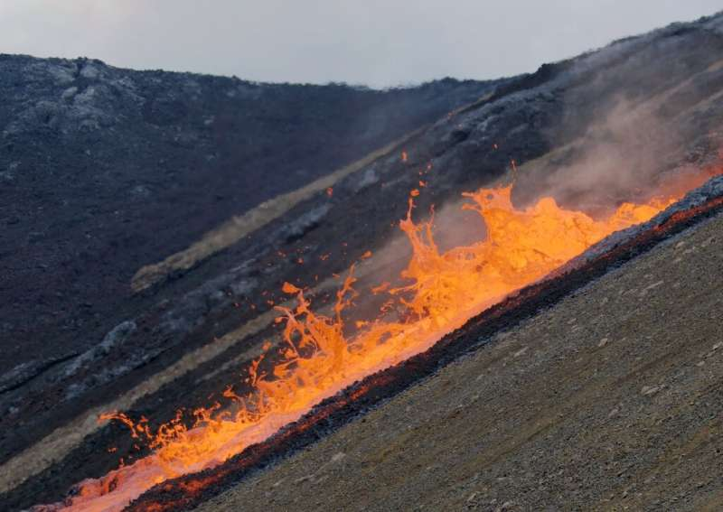 Iceland's sixth volcanic eruption in 20 years has already lasted longer than the preceding one in Holuhraun, in the centre-east