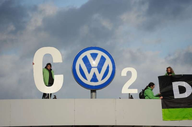 'If you keep diesel cheap... nobody will buy an electric car, it's impossible,' says Volkswagen chief executive Herbert Diess