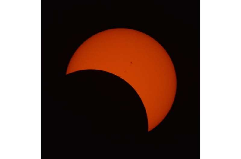 I'm a solar eclipse chaser – here's what to expect from this week's partial eclipse