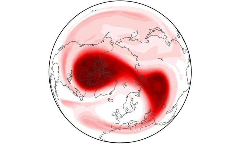 Imminent sudden stratospheric warming to occur, bringing increased risk of snow over coming weeks