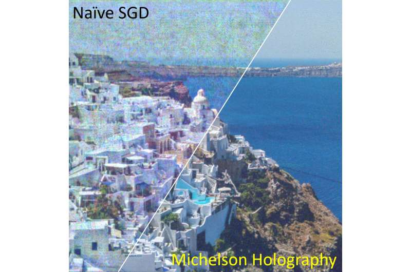 Improvements to holographic displays poised to enhance virtual and augmented reality