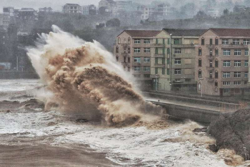 In China alone, land occupied today by 200 million people would fall below high tide in a 3C scenario