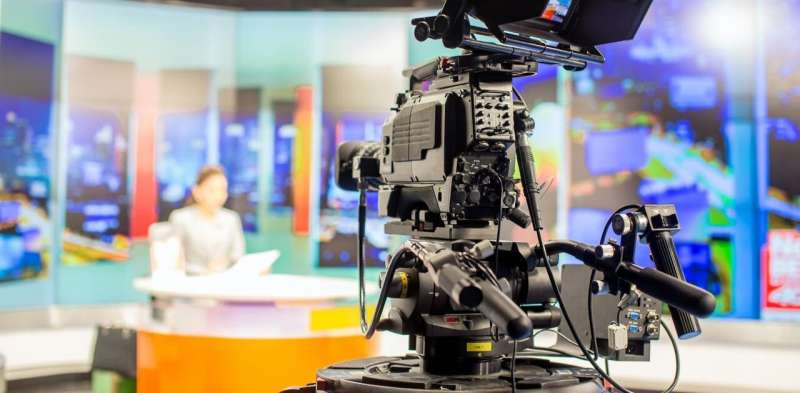 In NZ and around the world, women are still more likely to present and report the news than appear in it