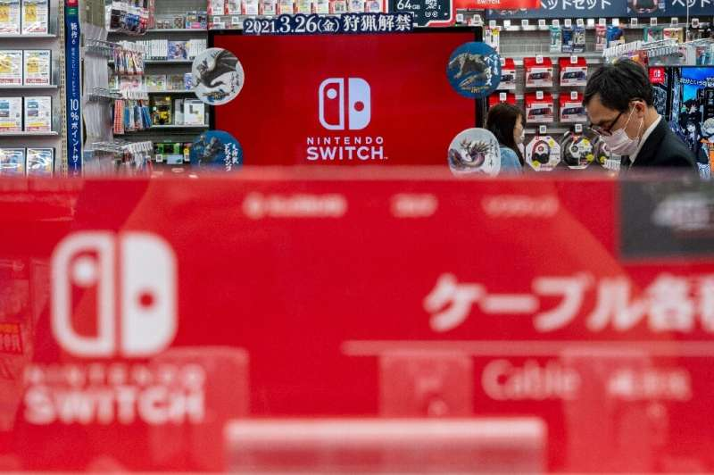 In the past, Nintendo's new console sales have tended to peak in the third year after release, and then taper off