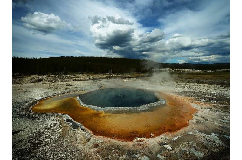 In 1872, Native Americans were violently evicted from what would become Yellowstone National Park