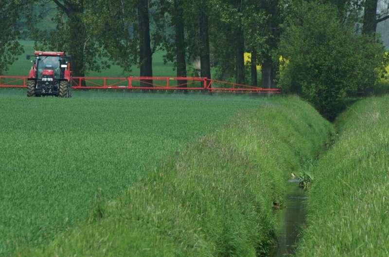 El aumento de la toxicidad de los plaguicidas aplicados amenaza a las plantas y los insectos