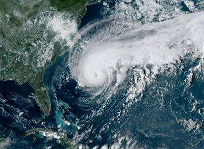 Increasing hurricane intensity around Bermuda linked to rising ocean temperatures
