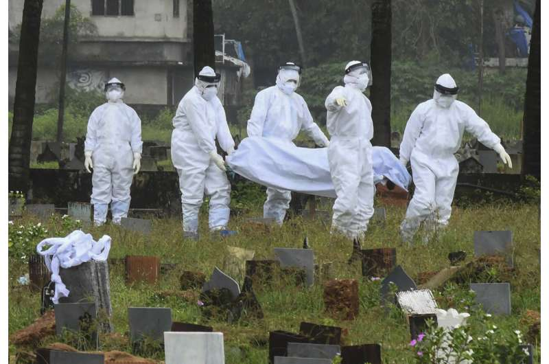 Indian state battered by COVID now on alert for Nipah virus
