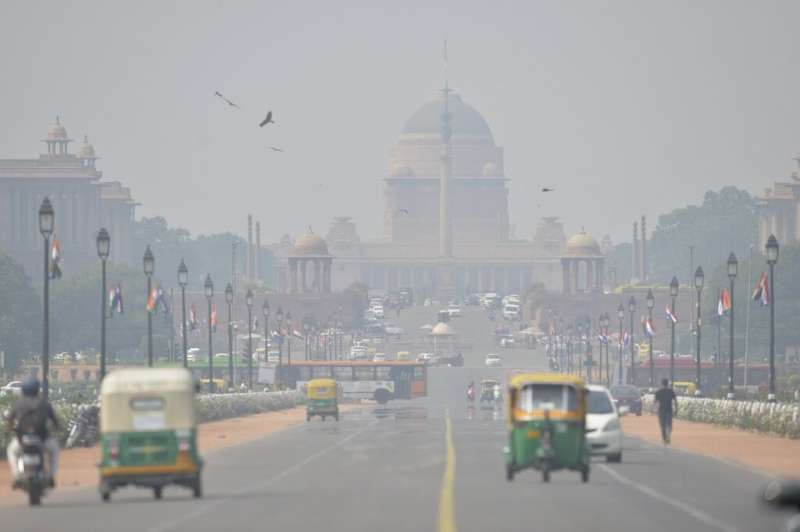 India's capital New Delhi was the worst-affected in terms of premature deaths caused by air pollution in 2020, according to a re