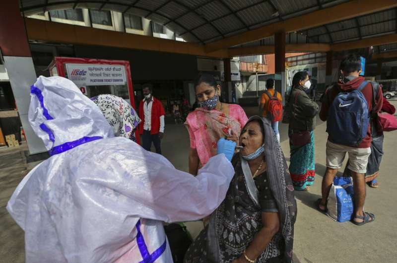 India sees new lockdowns as coronavirus cases rise again