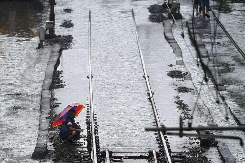 India's monsoon rains were unusually heavy in 2020