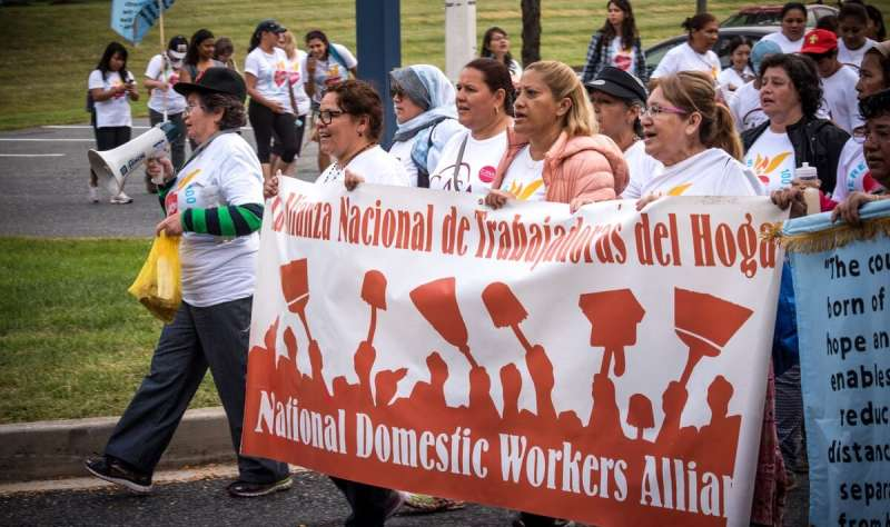 """""""Informal workers"""" around the globe face a stacked deck, but labor organizing has led to wins"""