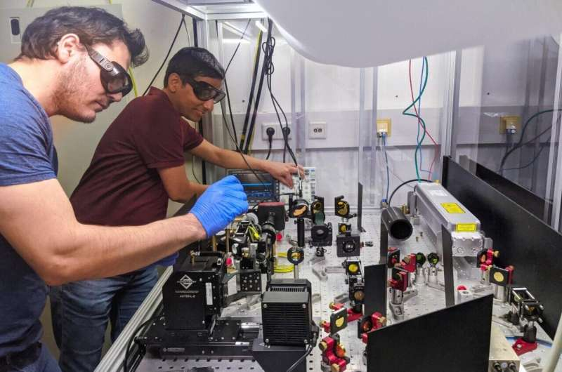 Innovations through hair-thin optical fibres
