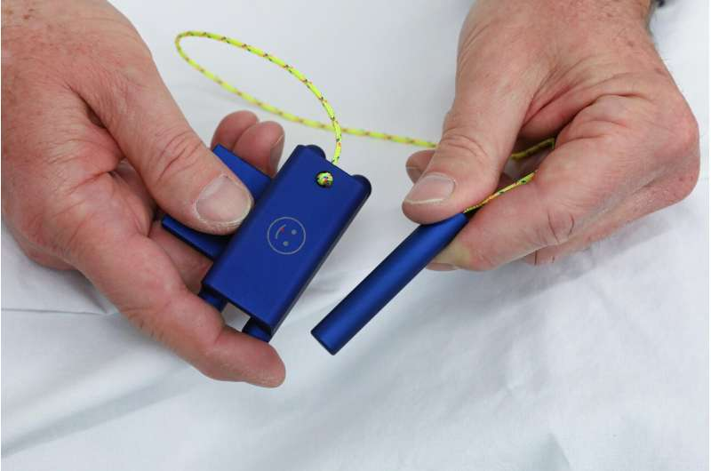 Innovative mechanical system makes it easy to turn bedridden patients