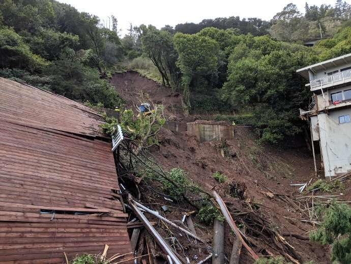 In predicting shallow but dangerous landslides, size matters