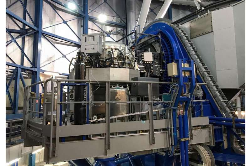 In search of super-Earths: Spectrograph CRIRES+ at ESO's Very Large Telescope