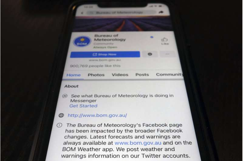 Secara mengejutkan, Facebook memblokir akses berita di Australia