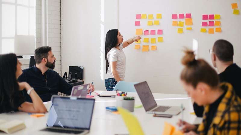 Inspiring leadership, resilience and new challenges: The keys to efficient work teams