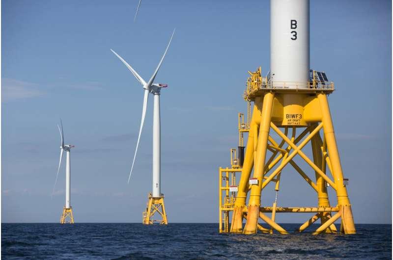 Interior Dept. gauging interest in Gulf of Mexico wind power