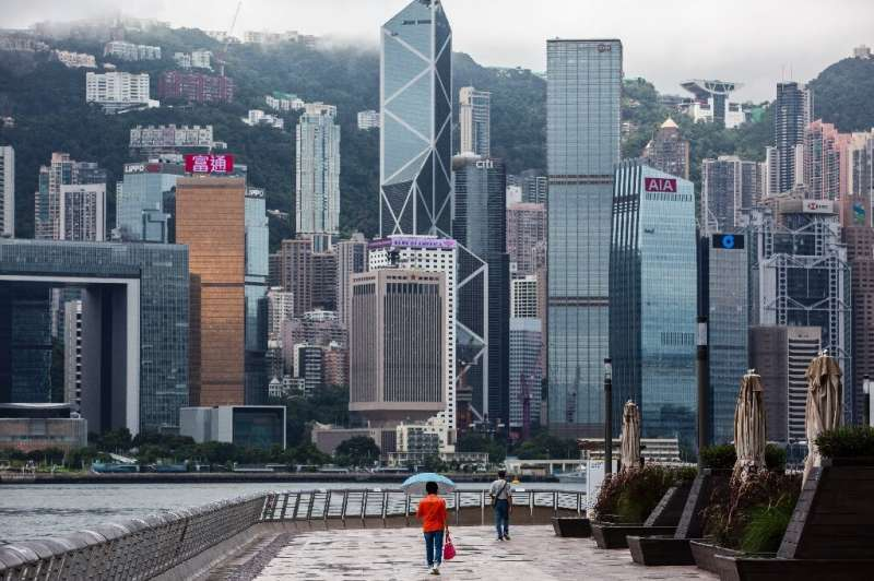 International companies choose Hong Kong for its regional access, low taxes, legal system and financial services