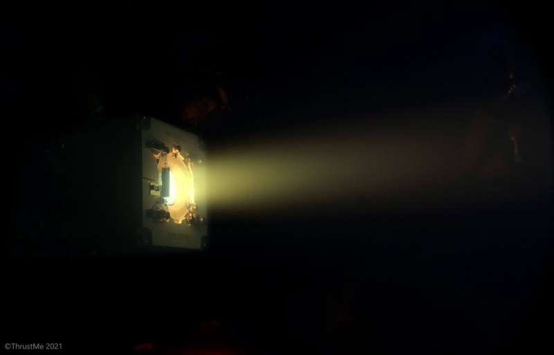 Iodine thruster could slow space junk accumulation