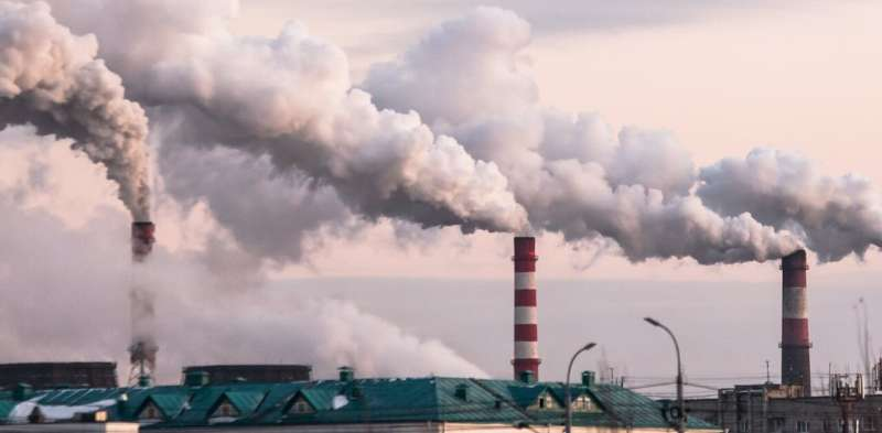 IPCC report: how to make global emissions peak and fall – and what's stopping us