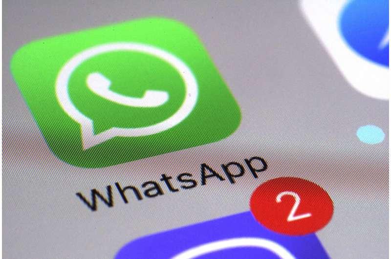 Irish watchdog fines WhatsApp $267M after EU privacy probe