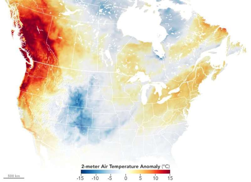 Is climate change to blame for extreme weather events? Attribution science says yes, for some – here's how it works